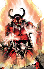 Trigon (Post-Flashpoint)