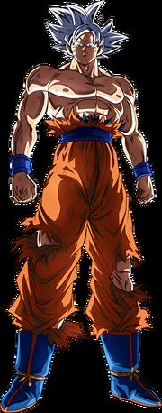 Ultra Instinct Offical Goku