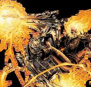 Ghost Rider Ultimate MC TR