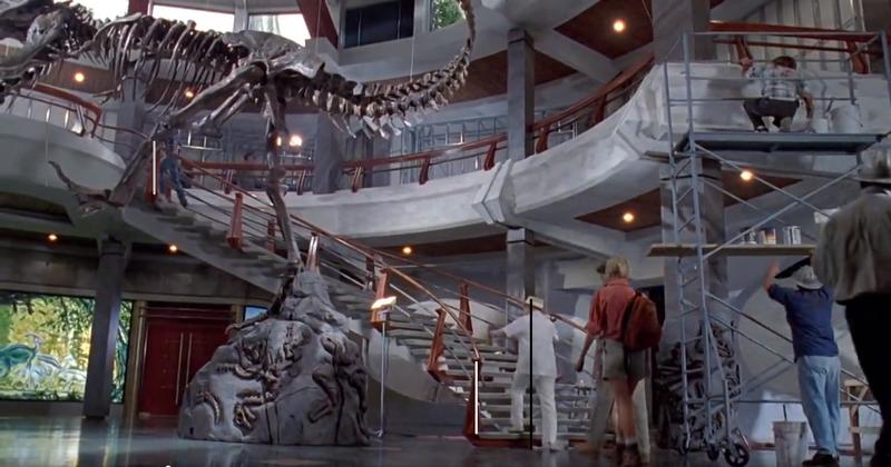 I-Rex Visitor Center 1