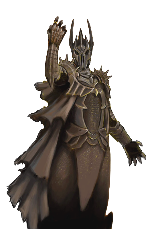 Lord Of The Rings Warhammer Sauron