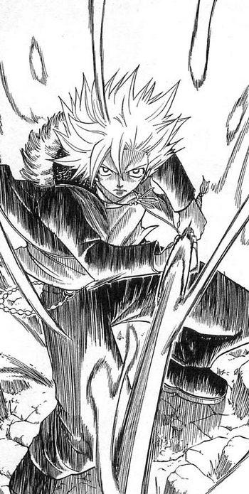 Haru Glory Manga