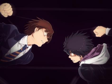 Kakeru vs Kamijou