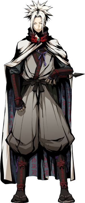 Keishirou Kyougetsu render