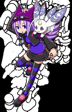 Sayo Digimon Dawn Dusk Official Art 2