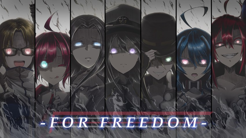 Azur Lane Factions - Eagle Union