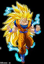 Goku ssj3 by naironkr-d9dz81y