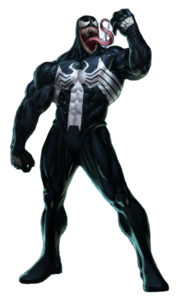 Marvel Comics Venom (Render2)