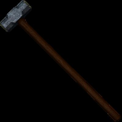 Sledgehammer by wanizame-d5kjek3