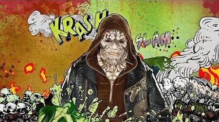 Suicide Squad - Killer Croc HD