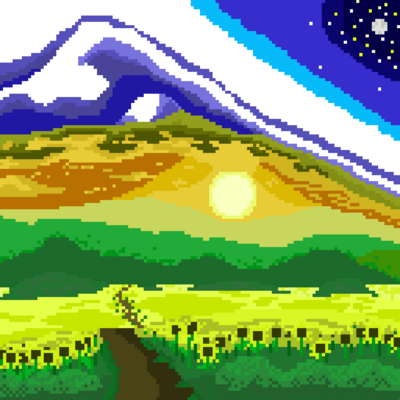 SunflowerGardenOld