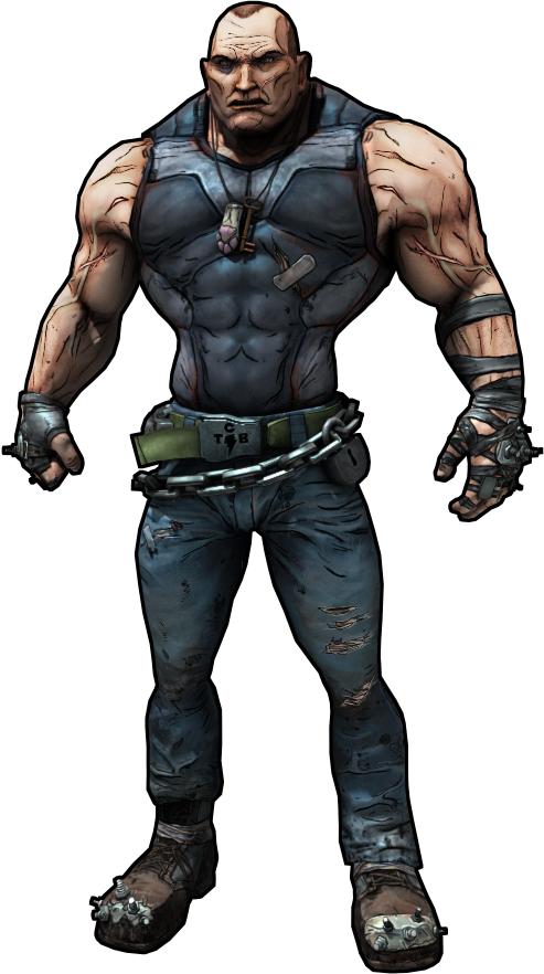 Brick (Borderlands) | VS Battles Wiki | FANDOM powered by ... Borderlands Characters Brick