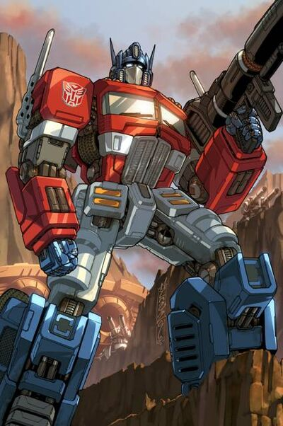 2585607-optimus prime by markerguru