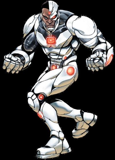 CyborgRebirth