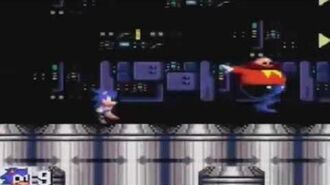 Eggman... THE REAL FASTEST THING ALIVE!