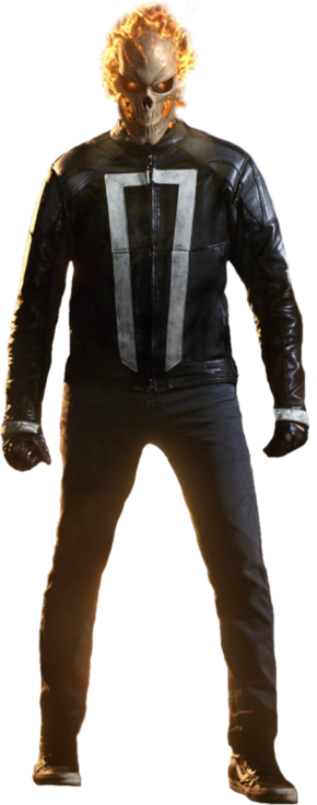 MCU Ghost Rider(Render)