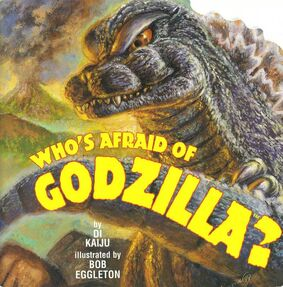 Who's Afraid of Godzilla cover