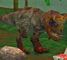Carnotaurus zt2 ddp