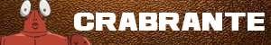 Crabrante Sticker