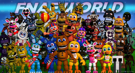 Fnaf world by jeff erson-d99z9x5