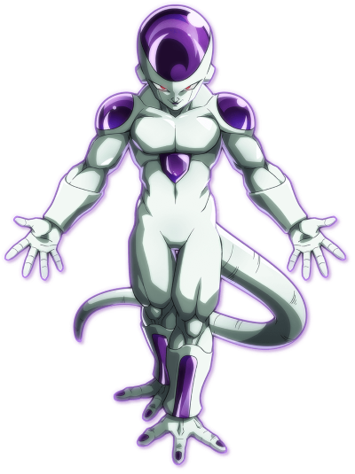 Freeza db fighterz