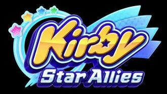 Inside Another Dimension - Kirby Star Allies Music Extended