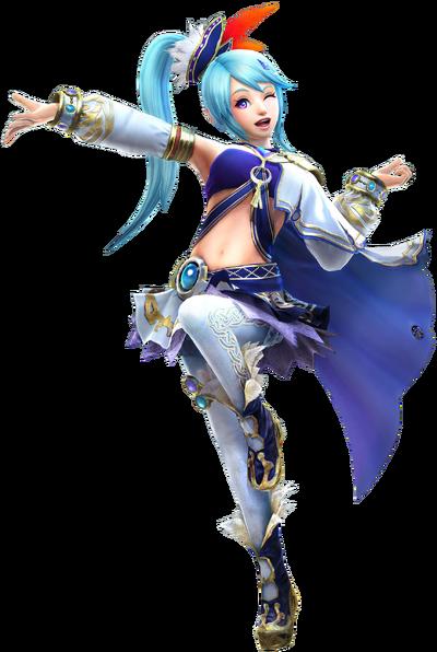 Lana Hyrule Warriors