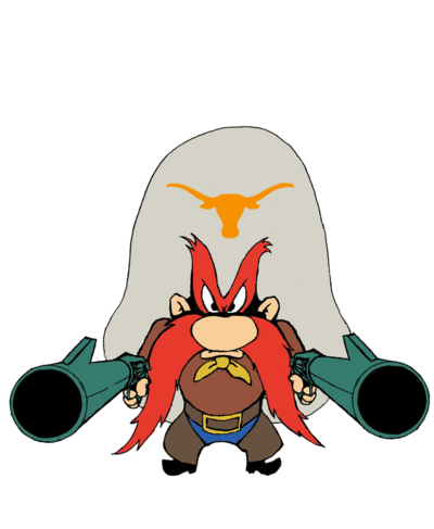 Yosemite Sam by chaosengine77