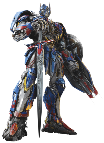 Optimus render 2