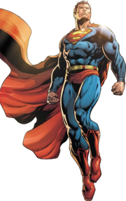 Rebirth Superman AC -1000