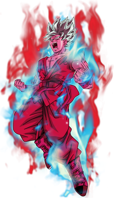 SSB KK Goku