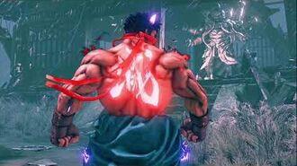 Street Fighter V - Theme of Kage