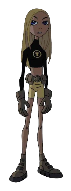 Terra Teen Titans 2003