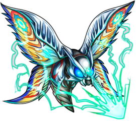 Mothra (Monster Strike)