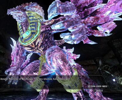 Azazel Tekken6