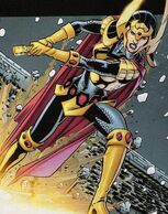 Big Barda (Post-Crisis)
