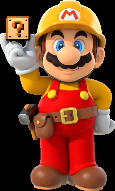 Builder Mario