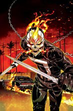 Ghost Rider (Robbie Reyes) (Marvel Comics)