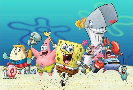 SpongeBob SquarePants characters cast