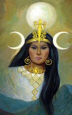 Chía (Mythology)