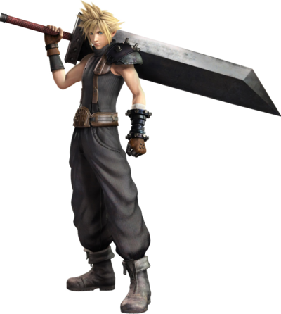 Cloud Strife (Dissidia 2015)
