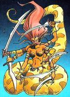 Marilith (Final Fantasy I)