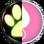 MouseBlackCatSymbol