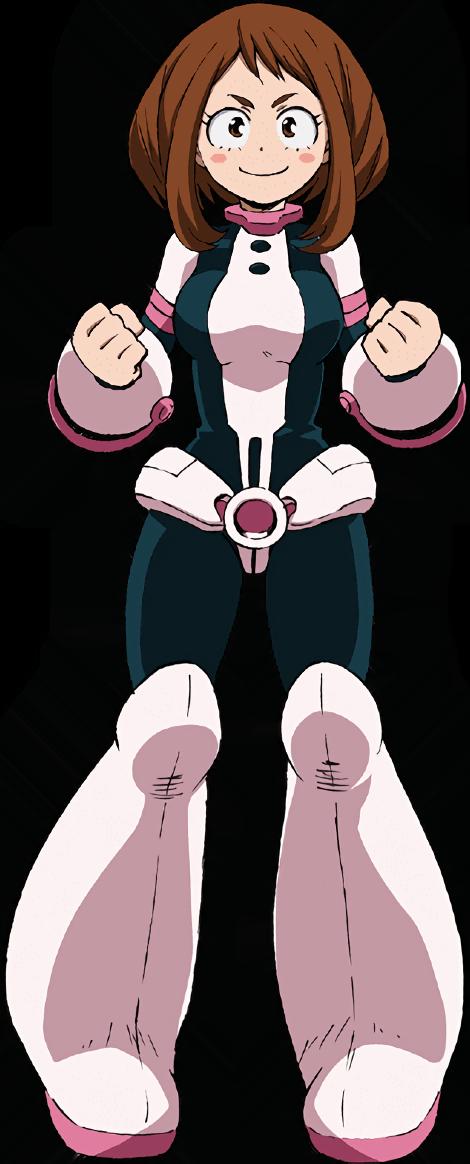 Ochako Hero Costume