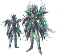 Omega Wolf Haruto Cloth