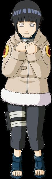 Hinata p1 render