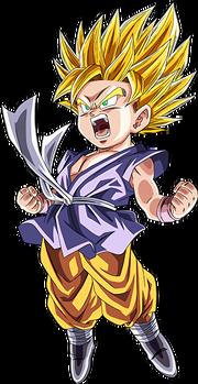 SSJ GT Goku