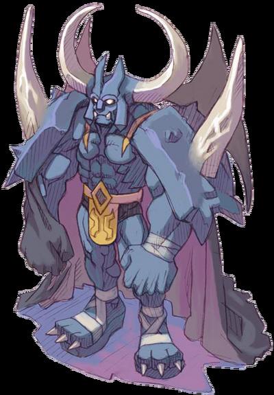 Tyrant Overlord Baal