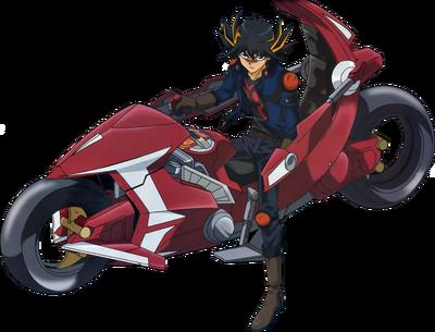 Yusei Duel Runner