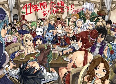 Fairy Tail Home Page 2